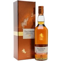 70cl / 45.8% / Distillery Bottling - The 2015 release of Talisker's consistently excellent 30 Year Old. This time 3,912 bottles have been produced at the distillery's traditional strength of 45.8%. Elegant and complex, this has the classic Talisker hallmarks of pepper and smoke, but in a softer and subtler way. Superb.