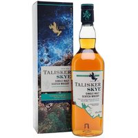 Talisker Skye Island Single Malt Scotch Whisky