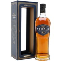 Tamdhu 15 Year Old / Sherry Cask Speyside Single Malt Scotch Whisky
