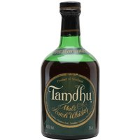 75cl / 43% / Distillery Bottling - A marvellous old 1960s bottle of Tamdhu 15yo, bottled at 43%.