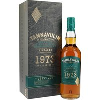 Tamnavulin 1973 / 45 Year Old Speyside Single Malt Scotch Whisky