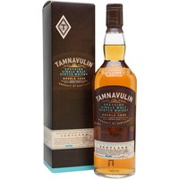 Tamnavulin Double Cask Speyside Single Malt Scotch Whisky