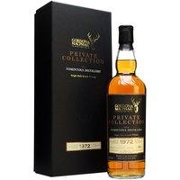 Tomintoul 1972 / 40 Year Old / David Urquhart Bottling / Gordon & MacPhail Speyside Whisky