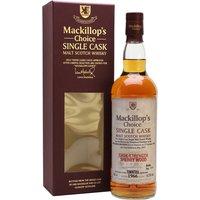Tomintoul 1966 / Bot.2007 / Sherry Cask / MacKillop's Choice Speyside Whisky