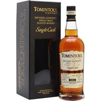 Tomintoul 2001 / 17 Year Old / Cask #1 Speyside Whisky
