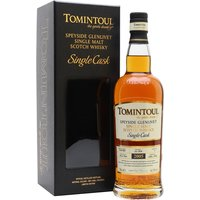 Tomintoul 2005 / 14 Year Old / Sherry Cask Speyside Whisky