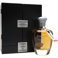 70cl / 44.5% / Distillery Bottling - A 1984 vintage Tomatin aged in a single bourbon cask for more than 30 years. Cask 6207  yielded 207 bottles as a strength of 44.5%.