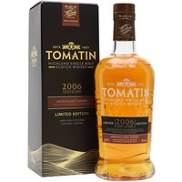 Tomatin 2006 / 12 Year Old / Amontilado Finish Highland Whisky