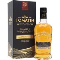Tomatin Decades II Highland Single Malt Scotch Whisky