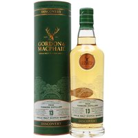 Tormore 13 Year Old / Discovery Series / G&M Speyside Whisky