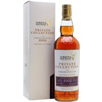 70cl / 45% / Gordon & MacPhail - This release from Gordon & MacPhail's Private Collection has been finished in C�te R�tie casks. Distilled at Tormore on 3 July 2002, it was bottled in March 2017, and adds red fruit flavours to the distillery's spicy spirit.