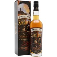 Compass Box The Story of the Spaniard Blended Malt Scotch Whisky
