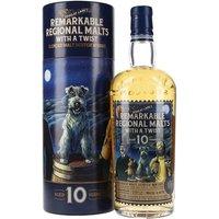 Douglas Laing Remarkable Regional Malts 10 Year Old Blended Whisky