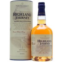 Highland Journey Highland Blended Malt Scotch Whisky