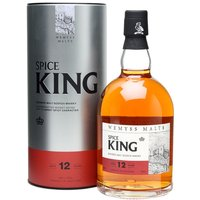 Wemyss Malts Spice King 12 Year Old Blended Malt Scotch Whisky