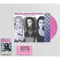 Pop Life Pink Vinyl + Cassette