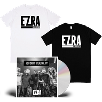 You Can't Steal My Joy CD + T-Shirt