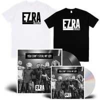 You Can't Steal My Joy CD + Double Vinyl + T-Shirt
