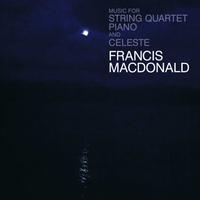 Music For String Quartet, Piano And Celeste (Signed) CD