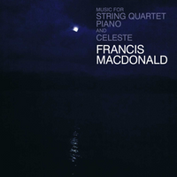 Music For String Quartet, Piano And Celeste White (Signed) LP