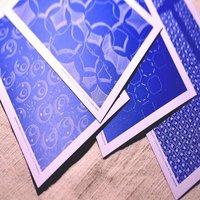 A5 Blueprint Maps Of The Mind Postcards