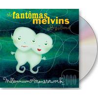 Millennium Monsterwork CD