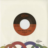 Gloria Jay / Know What You Want (w/ 14 x 14 Inch Poster) 7 Inch
