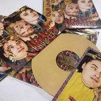 Rhinoceros Coloured LP