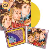 Calva Louise Rhinoceros CD  + Vinyl