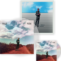 Tell Your Friends CD (Signed) + Clear Vinyl LP (Ltd Edition Signed, w/ Print Insert)