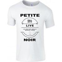 White Tour T-Shirt