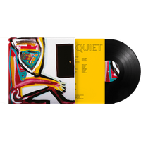 The Quiet Temple LP