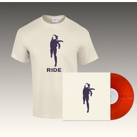 Weather Diaries Translucent Red Vinyl + T-Shirt
