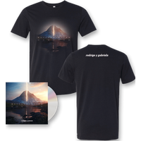 Mettavolution Hardback Book CD Album + T-Shirt