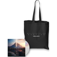 Mettavolution Hardback Book CD Album + Tote Bag