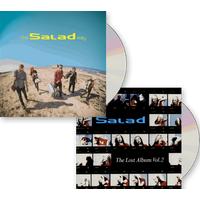 The Salad Way CD Album + The Lost Album Vol. 2 CD Album