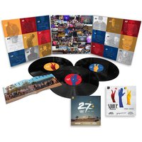 Space Ibiza 1989 – 2016: Limited Edition Vinyl & Hardcase Book Edition (Ltd Edition Of 1000 - Numbered) + 2 x 3CD Albums