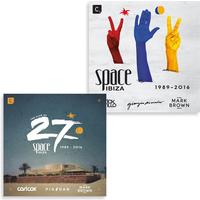1989-2016 3CD Album + Space 2016 3CD Album