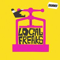 Local Freaks (Signed) CD