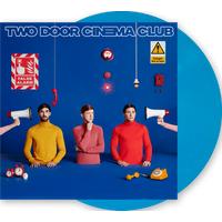False Alarm Blue LP