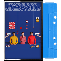 False Alarm Blue Cassette
