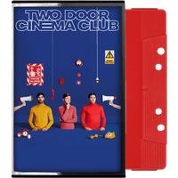 False Alarm Red (Signed) Cassette