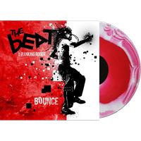 Bounce Red & White Swirl Heavyweight LP