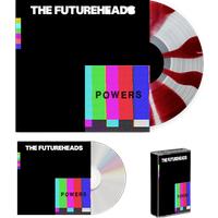 Powers - Red & White Vinyl (Ltd Edition) + CD + Cassette