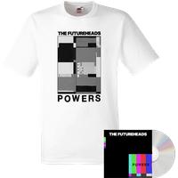Powers - CD Album + T-Shirt