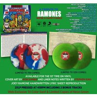 We're A Happy Family Zombie Green (Import) Double Heavyweight LP