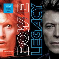 Legacy: The Very Best Of David Bowie Double Heavyweight LP