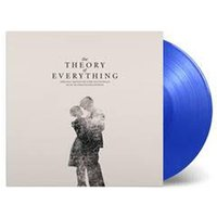The Theory Of Everything OST Transparent Blue Double Heavyweight LP