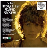 The World Of David Bowie LP