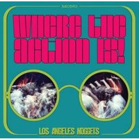 Where The Action Is! Los Angeles Nuggets Double LP